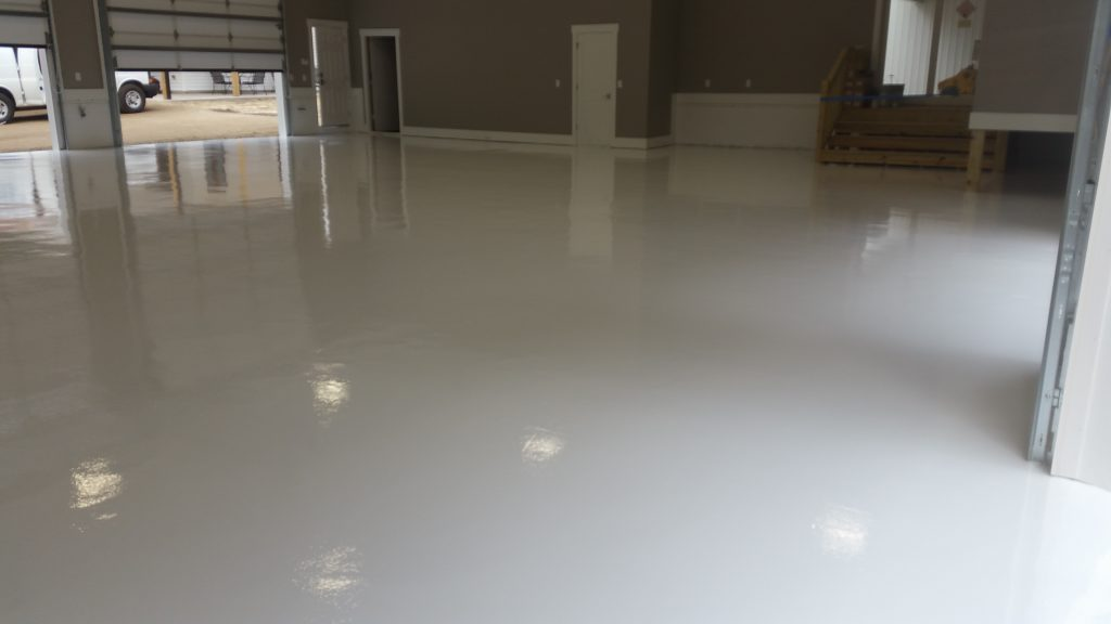Resinous Epoxy Flooring | Staunton Virginia