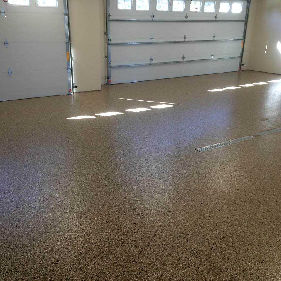 Garage Floor Concrete Resurfacing | Staunton Virginia