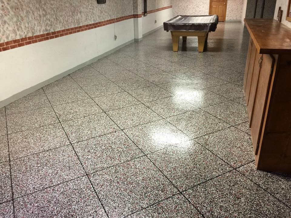 Epoxy Garage Flooring | Staunton Virginia