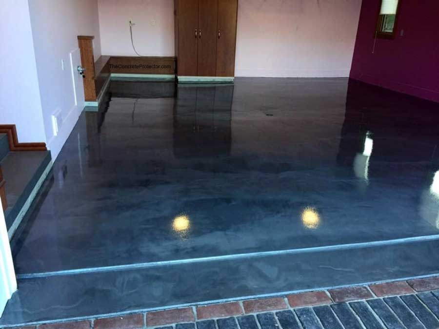 Marble Epoxy Flooring | Staunton Virginia